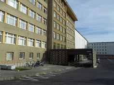 Headquarter of Stasi - Stasi Museum