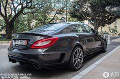Mercedes-Benz Mansory CLS 63 AMG C218