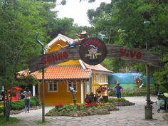 Estação Sonho Vivo, Parque do Caracol.