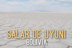 Salar de Uyuni in Bolivia - Natural Wonders