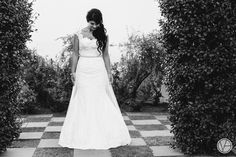 A Natalia Trisolino original wedding dress <3  www.nataliatrisolino.com