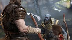 God of War seeks to give a more personal approach to the story of Kratos God of War PS4