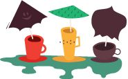 http://www.une-cuisine-astucieuse.fr/ #website #illustration #color