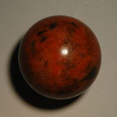 Red Sea  solid hardened polished mud ball from japan for sale at dorodango.co.uk for £14.99