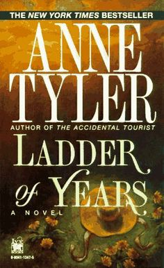 Just about everything Anne Tyler writes resonates with me, but this one most of all.