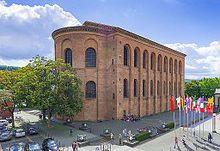 Konstantinbasilika – Trier, Germany