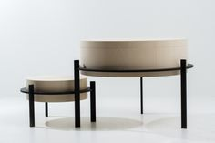 ORBIS COFFEE TABLE I FORMA COLLECTION by Reimann Design