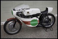 1970 Yamaha TD2
