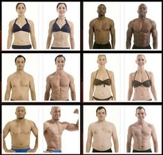 Wow - Insanity Shaun T Workout P90x Asylum before after at 60 days ...