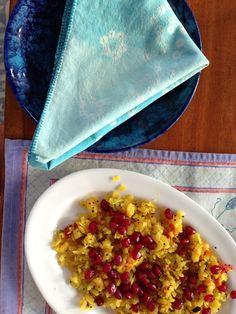 Breakfast: Indori Poha Recipe