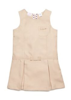 IZOD  Jumper with Bow Girls 4-6x