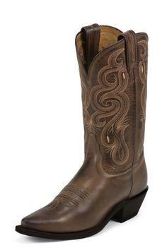 Tony Lama Americana Women's Kango Stallion Cowgirl Boots
