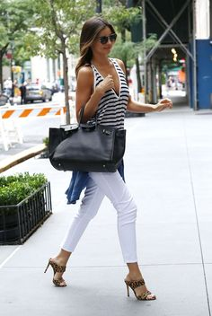 Miranda Kerr - fashion icon
