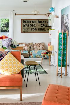 Airbnb, diseño de interiores, diseño interior, diseño retro, diseño Airbnb, Nueva Zelanda, Wellington