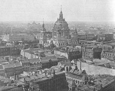 Berlin and the Berliner Dom (1902)