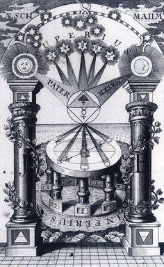 Friedrich Maurer. Der Compass der Weisen (The Compass of the Wise). 1782