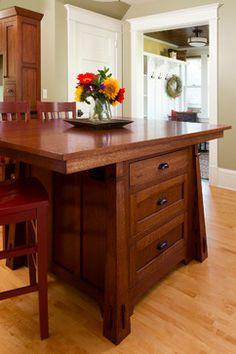 Charming Minneapolis Bungalow - craftsman - spaces - minneapolis - Fluidesign Studio
