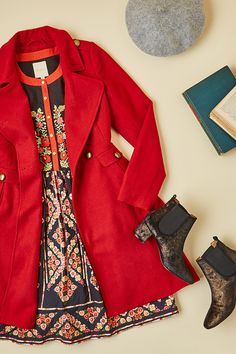 Check out the adorable boho folk-inspired outfits that our Fashion Director Lizz is loving this month!
