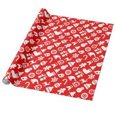 '''Tis the Season Christmas Wrapping Paper - Xmas ChristmasEve Christmas Eve Christmas merry xmas family kids gifts holidays Santa