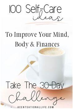 30 Day Challenge, Challenge Ideas, Thigh Challenge, Detox Challenge, Plank Challenge, Self Care Bullet Journal, Social Media Detox, Self Actualization, Good Mental Health