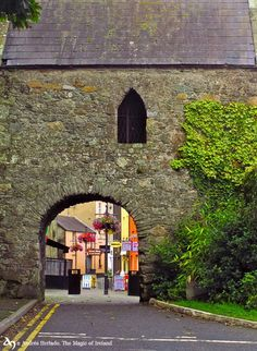 The Tholsel, Carlingford, Co.Louth