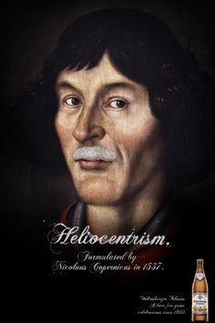 Weltenburger Kloster: Beethoven, Columbus, Copernicus