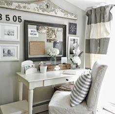 Cute office space!
