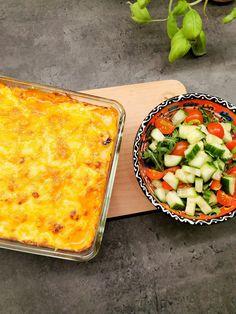 Keto Lasagna, Cornbread, Food And Drink, Ethnic Recipes, Tips, Lasagna, Millet Bread, Corn Bread, Counseling
