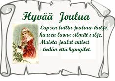 Tulostettava joulukortti-pohja valkea Christmas Greetings, Christmas Cards, Christmas Decorations, Xmas Crafts, Place Card Holders, Thoughts, My Love, Words, Quilts