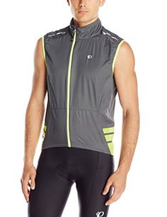 Men's Cycling Vests - Pearl Izumi Mens Elite Barrier Vest -- Read more reviews of the product by visiting the link on the image.