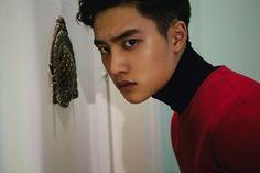 #EXO #EXODUS Pathcode #KyungSoo