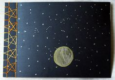 star stab binding by Teresa Silva