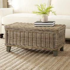 Wicker Coffee Table, Rattan Coffee Table, Stylish Coffee Table, Small Coffee Table, Lift Top Coffee Table, Coffee Table With Storage, Coffee Tables, Wicker Trunk, Dining Table