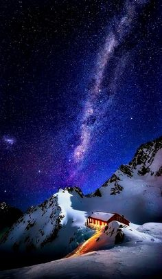 Mt.Cook, New Zealand