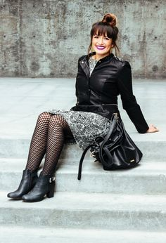 Cecilia @dearestlou looks SO fabulous in her fall Chic Fall Outfit!