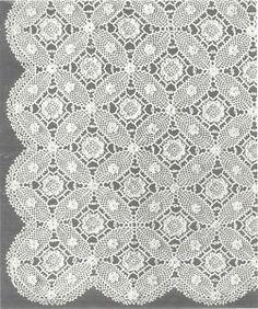Crochet Bedspread | CROCHET BEDSPREAD FREE PATTERN | Original Patterns