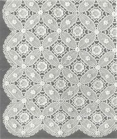 Crochet Bedspread | CROCHET BEDSPREAD FREE PATTERN | Original Patterns