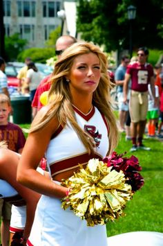 Boston college woman hot