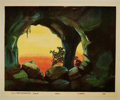 IX 12. Jeskyne. Grotte. La Grotte. Cave. [Hintergrund, Neue Ausgabe]