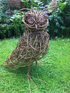 owl; I need one of these for my garden.
