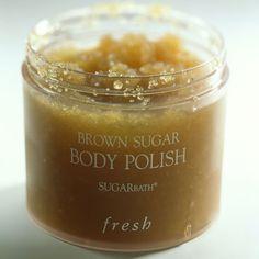 Brown Sugar Body Polish | Fresh