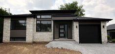 House Plans, Garage Doors, House Ideas, New Homes, Exterior, House Design, Architecture, Outdoor Decor, Model