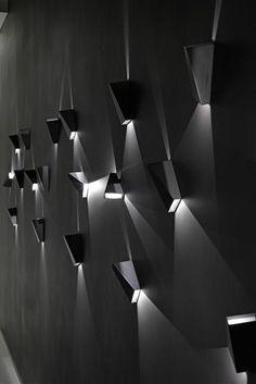The Chameleon Villa in Spain ┃ hi-tech LED lighting scheme