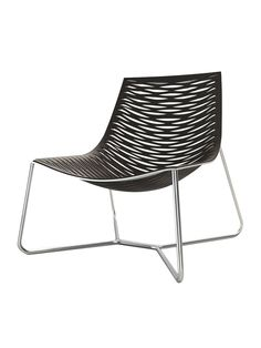 York Lounge Chair By Modloft At Gilt
