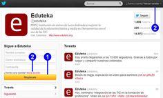 Usos de Twitter en la educación