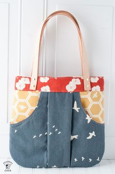 ed8dd0a48cbcd New Bag Sewing Patterns   Video Tutorials!