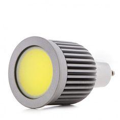 Lámpara Bombilla de LEDs COB GU10 DIMABLE 5W 380Lm 30.000H