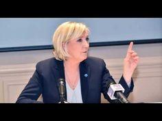 Marine Le Pen Clash Violemment Jean-Michel Aphatie en Direct !