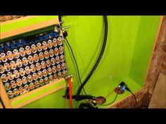 UK DIY Powerwall - 18650 Tesla style battery - Balancing & Sizing Packs - Part 8 - YouTube