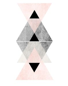 Scandinavian Geometric Poster Wall Art Pink and by exileprinted Affiche Scandinave géométrique Art mural rose et par exileprinted Scandinavian Geometric Poster Wall Art Pink and by exileprinted Geometric Poster, Geometric Wall Art, Geometric Prints, Geometric Designs, Poster Design, Art Design, Poster Print, Design Shop, Design Color